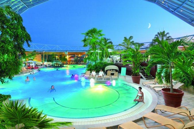 3 Tage Urlaub zu zweit im HYPERION Hotel München im Bavaria Tower Bogenhausen inkl. Eintrittskarten für die Therme Erding