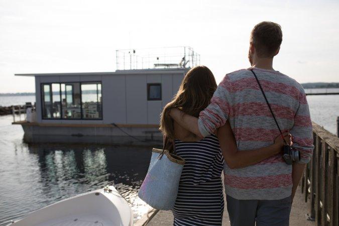 3 Tage Erlebnisurlaub zu zweit auf einem WELL Hausboot in Süd-Dänemark an der Flensburger Förde