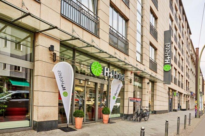 3 Tage Kurzurlaub in einem von 8 Deutschen H+ Hotels Ihrer Wahl