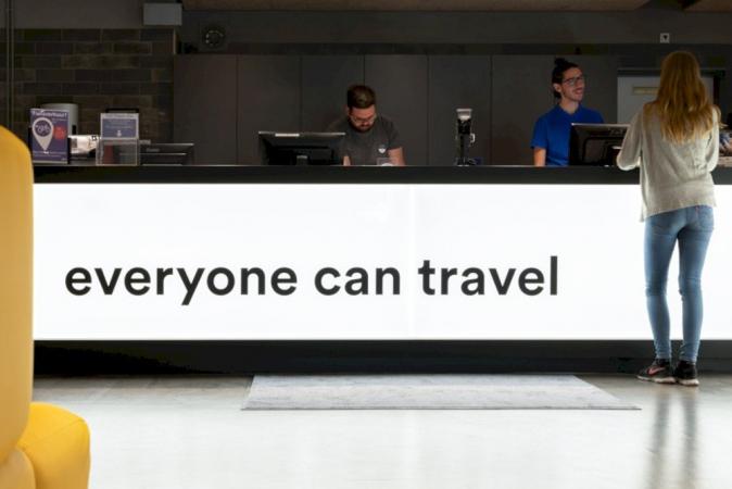 5 Tage Städtereise zu zweit nach Amsterdam im a&o Amsterdam Zuidoost