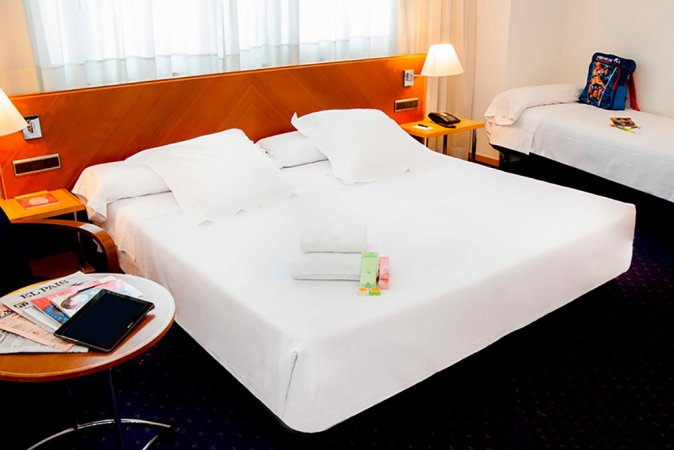 Spanien Kurzurlaub zu zweit im 4* Hotel Sercotel Acteon in Valencia erleben