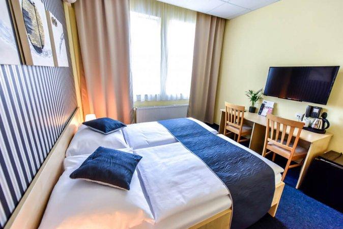 3 Tage für 2 im 3* City Hotel Brno in Brünn in Tschechien