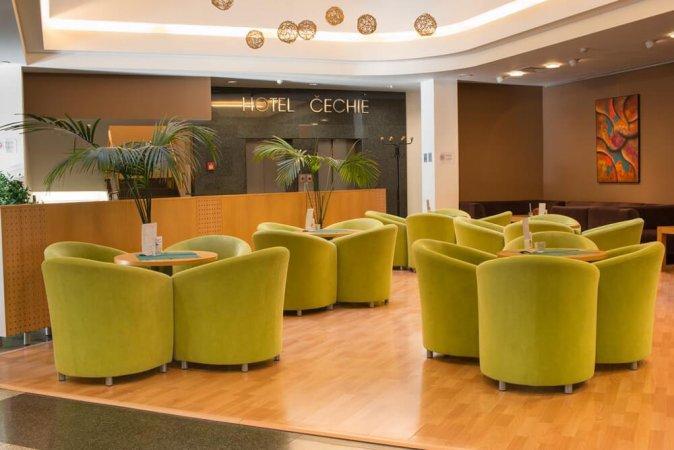 3 Tage für 2 im 4* Hotel Cechie in der tschechischen Hauptstadt Prag