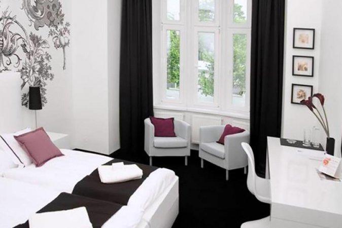 Städtereise für 2 Personen im 3*S My Hotel Apollon in Prag erleben