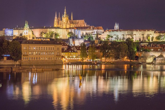 Kurzurlaub für 2 Personen im 4* Hotel Assenzio in Prag erleben