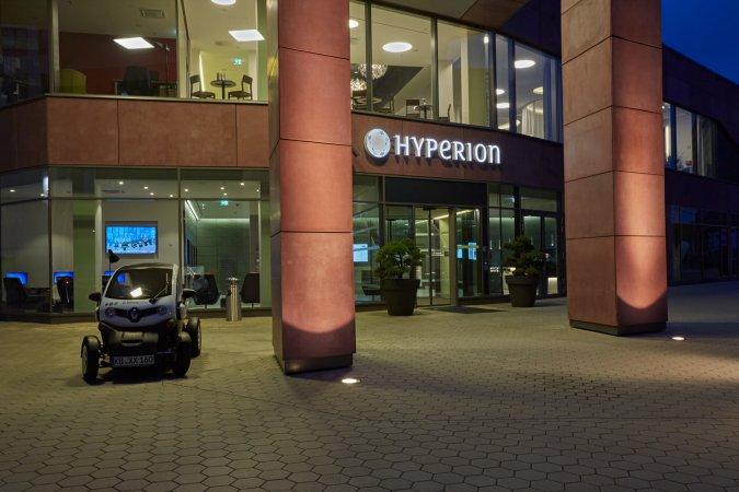 3 Tage im modernen und schönen HYPERION Hotel Hamburg nahe der Hafencity