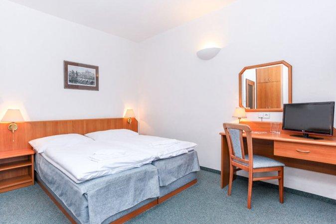 3 Tage für 2 im 3* Hotel Astra in der tschechischen Hauptstadt Prag