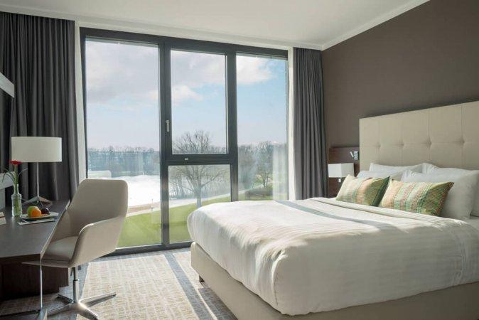 3 Tage für Zwei im 4* Hotel Courtyard by Marriott in Wolfsburg am Allersee