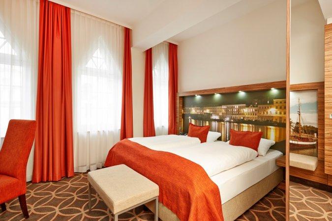 3 Tage Urlaub im H+ Hotel Lübeck an der Ostsee erleben