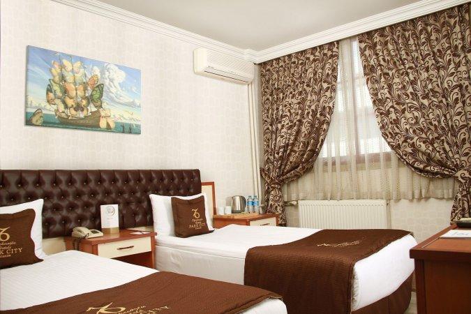 3 Tage für zwei im 4 Sterne Oglakcioglu Boutique Park Hotel Izmir