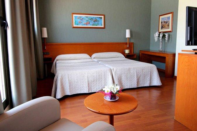 3 Tage für 2 im 3* Hotel Alaquas in Alaquas nahe Valencia erleben & genießen