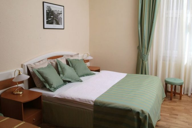 3 Tage für 2 im 3* Marketa Hotel in der tschechischen Hauptstadt Prag