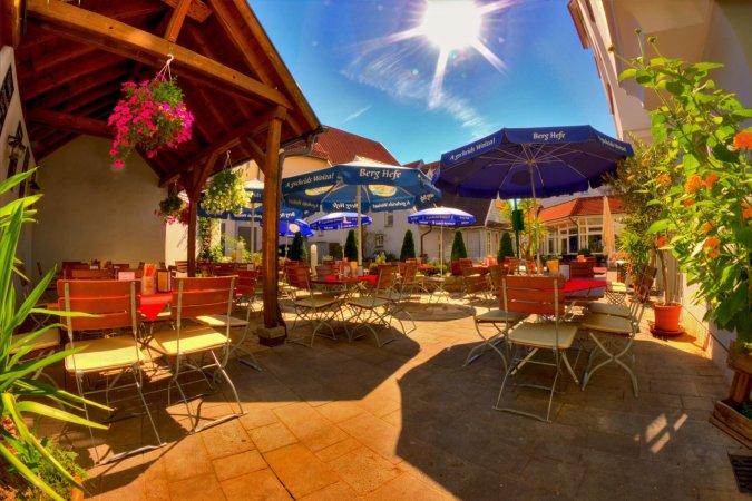 Erholungsurlaub in Ehingen an der Donau im Hotel-Restaurant Gasthof zum Ochsen