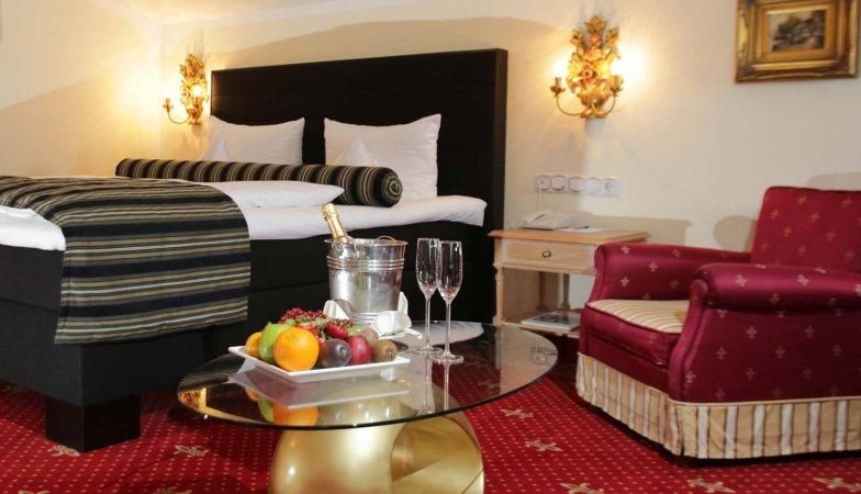 4 Tage Ällgäu für zwei im 4*S Hotel Ludwig Royal in Oberstaufen