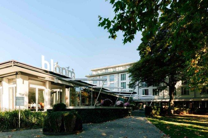Erholungsurlaub für zwei im 4* Park Hotel Winterthur