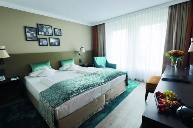 Kurzurlaub für zwei am Teutoburger Wald im 4* Court Hotel Halle bei Bielefeld