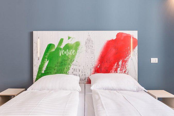 4 Tage Kurzurlaub zu zweit in Venedig im a&o Venezia Mestre