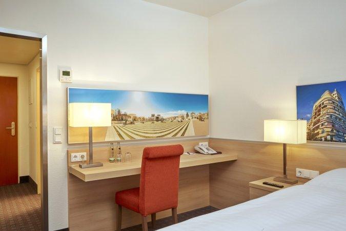 3 Tage Urlaub im H+ Hotel Darmstadt erleben