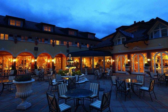 4 Tage Luxusurlaub im 5* Hotel Residenz Heinz Winkler in Aschau - Chiemgau genießen