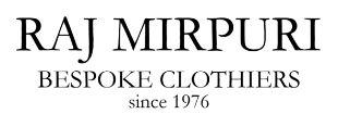 Raj Mirpuri - Bespoke Clothiers